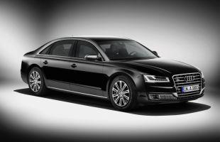 Dla prezesa: Audi A8 L Security