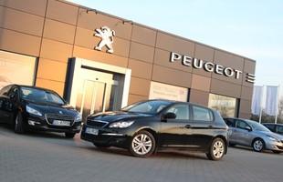 Długi dystans: Peugeot 308