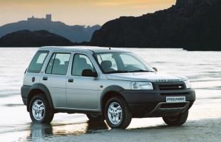 Do Land Rovera Freelander części nie braknie