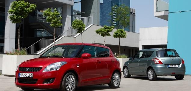 Dwa miliony Suzuki z Węgier