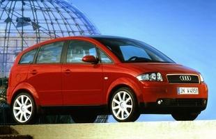Audi A2 I generacji