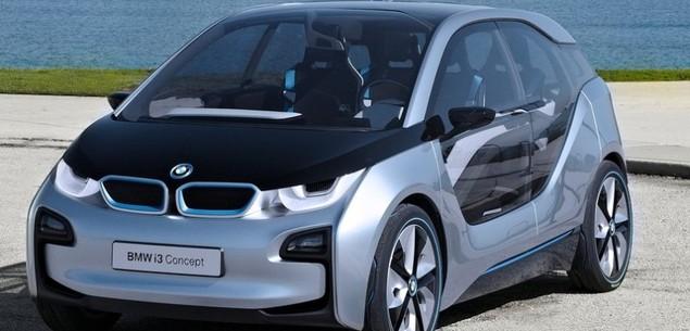 Elektryczne BMW oficjalnie!