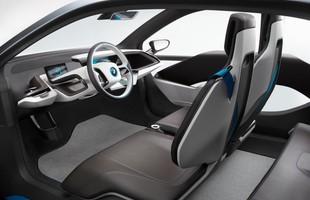 Koncepcyjne BMW i3