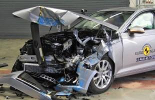 Euro NCAP: Audi A4, Honda HR-V, Honda Jazz i VW Caddy