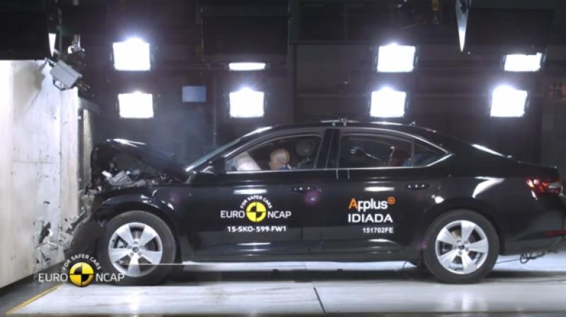 Euro NCAP: Skoda Superb, Hyundai i20, Fiat Panda