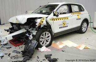 EuroNCAP: Alfa Romeo Giulia, Seat Ateca i VW Tiguan