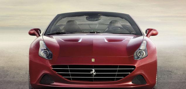 Ferrari California T. T jak Turbo!