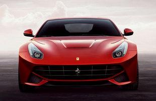 Ferrari F12 Berlinetta - najmocniejsze w historii!