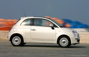Fiat 500 po liftingu coraz bliżej