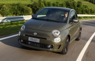 Fiat 500S po modernizacji