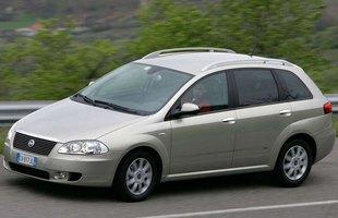 Fiat Croma, wersja sprzed liftingu (model roku 2005)
