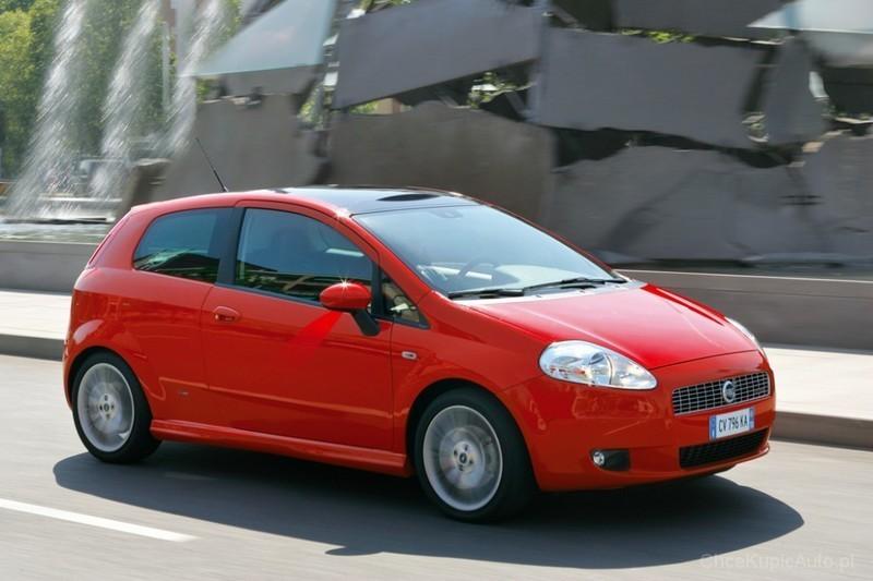 Fiat Grande Punto - będzie tanio i bezawaryjnie