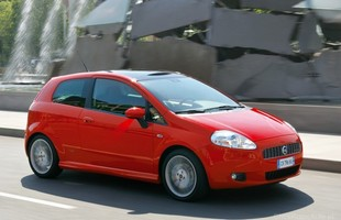 Fiat Grande Punto w wersji trzydrzwiowej