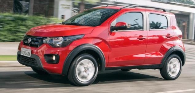 Fiat Mobi zastępuje... Uno