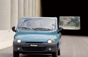 Fiat Multipla. Najbrzydsze auto świata?