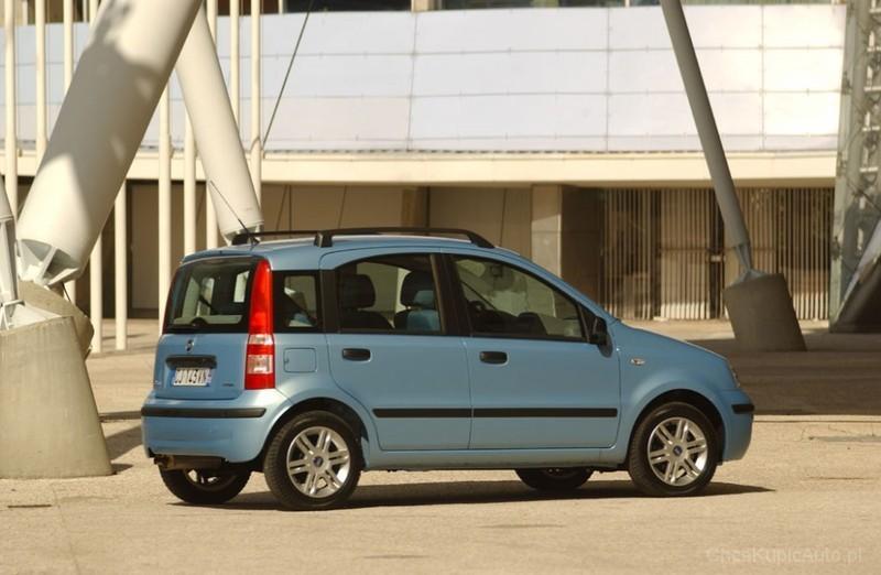 Fiat Panda - bestseller z Tychów