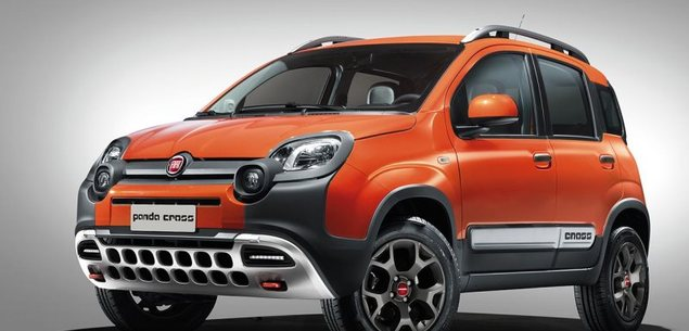 Fiat Panda Cross. Mały, ale dzielny!