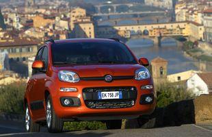 Fiat Panda - nowa broń Włochów