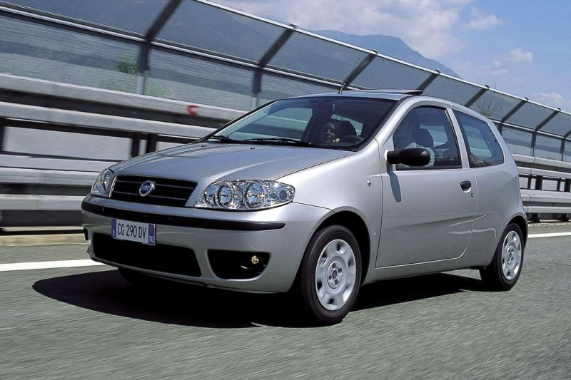 Fiat Punto II - wciąż wart zainteresowania