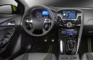 Wnętrze nowego Forda Focusa
