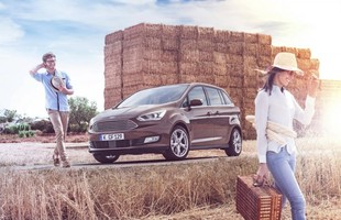 Ford C-Max po liftingu