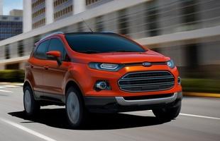 Ford EcoSport - SUV na bazie... Fiesty