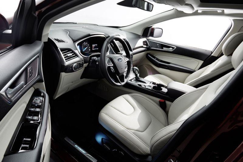 Ford Edge zaprezentowany!