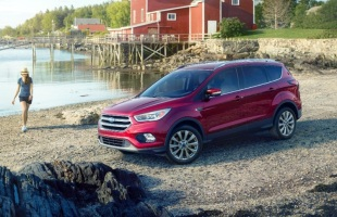 Ford Escape, czyli Kuga po liftingu