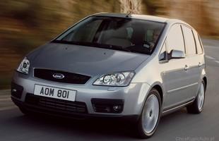 Ford Focus C-max - Duży i to prowadzenie