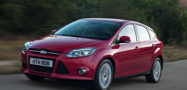 Ford Focus EcoBoost za 59 450 zł