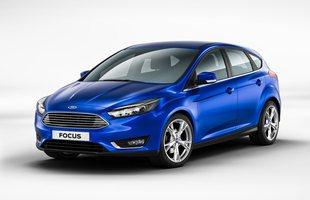 Ford Focus już po liftingu