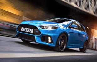 Ford Focus RS z mocniejszym silnikiem