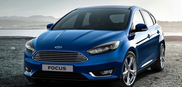 Ford Focus ST Diesel!
