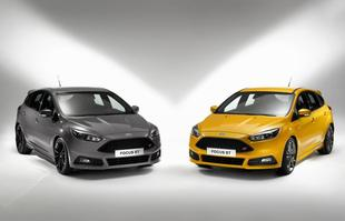 Ford Focus ST model roku 2015