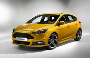 Ford Focus ST już po liftingu