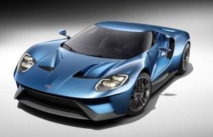 Ford GT dłużej w produkcji