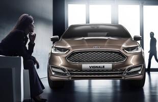 Koncepcyjny Ford Mondeo Vignale