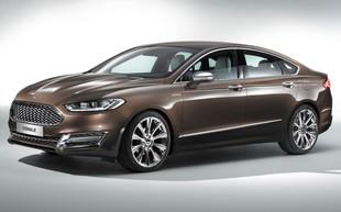 Ford jak Mercedes i BMW?