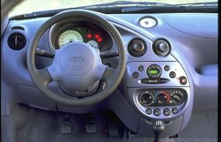 Wnętrze Forda Ka