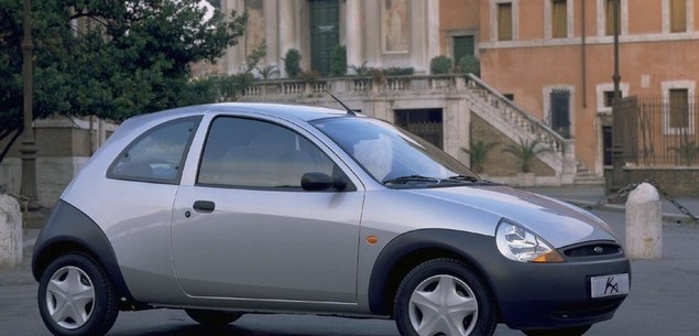 Ford Ka - kultowe miejskie auto