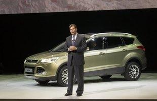 Ford Kuga II wejdzie do sprzedaży już wkrótce