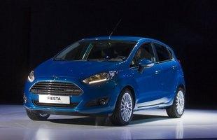 Ford Fiesta po liftingu. W salonach jeszcze w tym roku