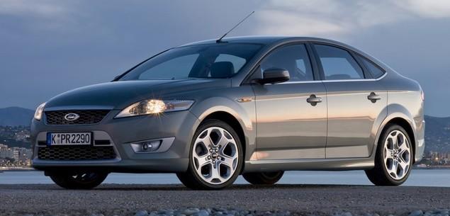Ford Mondeo IV -  brak rdzy i lepsze diesle