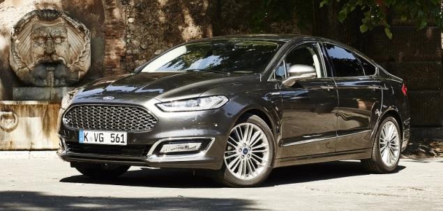 Ford Mondeo Vignale coraz bliżej