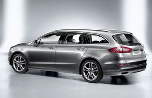 Nowy Ford Mondeo kombi