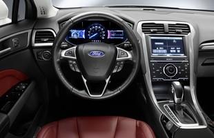 Ford Mondeo z trzycylindrowym silnikiem!