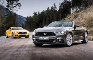 Ford Mustang nr 1 na świecie!