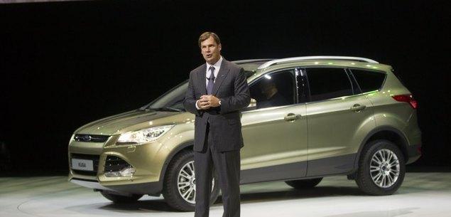 Ford stawia na SUVy...