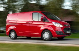 Ford Transit z nowym dieslem 2,0 EcoBlue