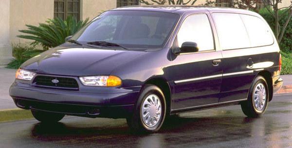 Ford Windstar. Rodzinna gwiazda z USA?